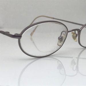 Ray-Ban Young Boys Eyeglasses Metal Frame Italy